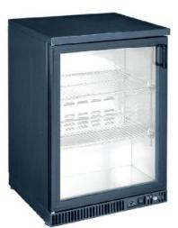 Шкаф барный холодильный Hurakan HKN-GXDB150-H