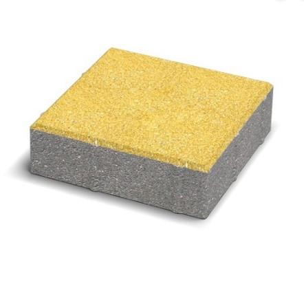 Пигментная паста для бетона желтая, 1кг