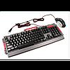 Игровая проводная клавиатура с мышкой и LED подсветкой K33, фото 2