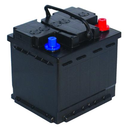 Гелевая тяговая батарея SIAP 6 GEL L3 12 Вольт, 52Ач, фото 2