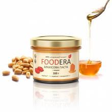Арахісова паста з медом 200г ТМ Foodera