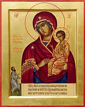 14 мая – день празднования иконы Божией Матери «Нечаянная Радость»