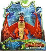 Дракон Кривоклык Как приручить дракона 3 Spin Master Dragons Hookfang How to Train Your Dragon