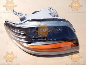 Фара CHEVROLET AVEO 2 правая (механ. Регулировка) (пр-во EuroEx Венгрия) EE 11557, фото 2
