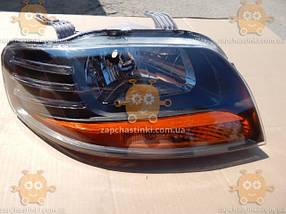 Фара CHEVROLET AVEO 2 правая (механ. Регулировка) (пр-во EuroEx Венгрия) EE 11557, фото 3
