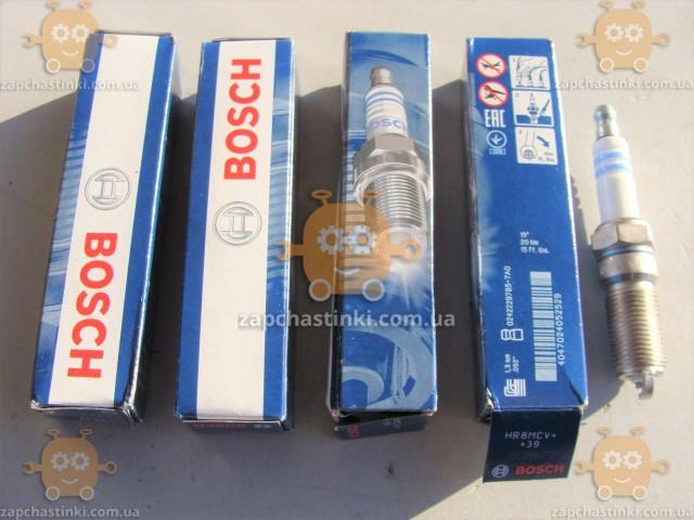Свечи зажигания Волга 3110 - 31105 дв. Chrysler (цена за 1шт) и другие авто в описании (пр-во Bosch Германия)
