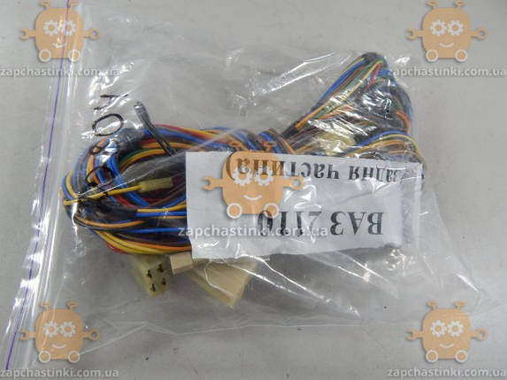 Проводка кузовная ВАЗ 2110 - 2112 задняя часть (к-кт) (пр-во Россия) КП 20804, фото 2