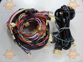 Проводка кузовная ВАЗ 2110 - 2112 полный комплект (пр-во Россия) КП 20010, фото 3