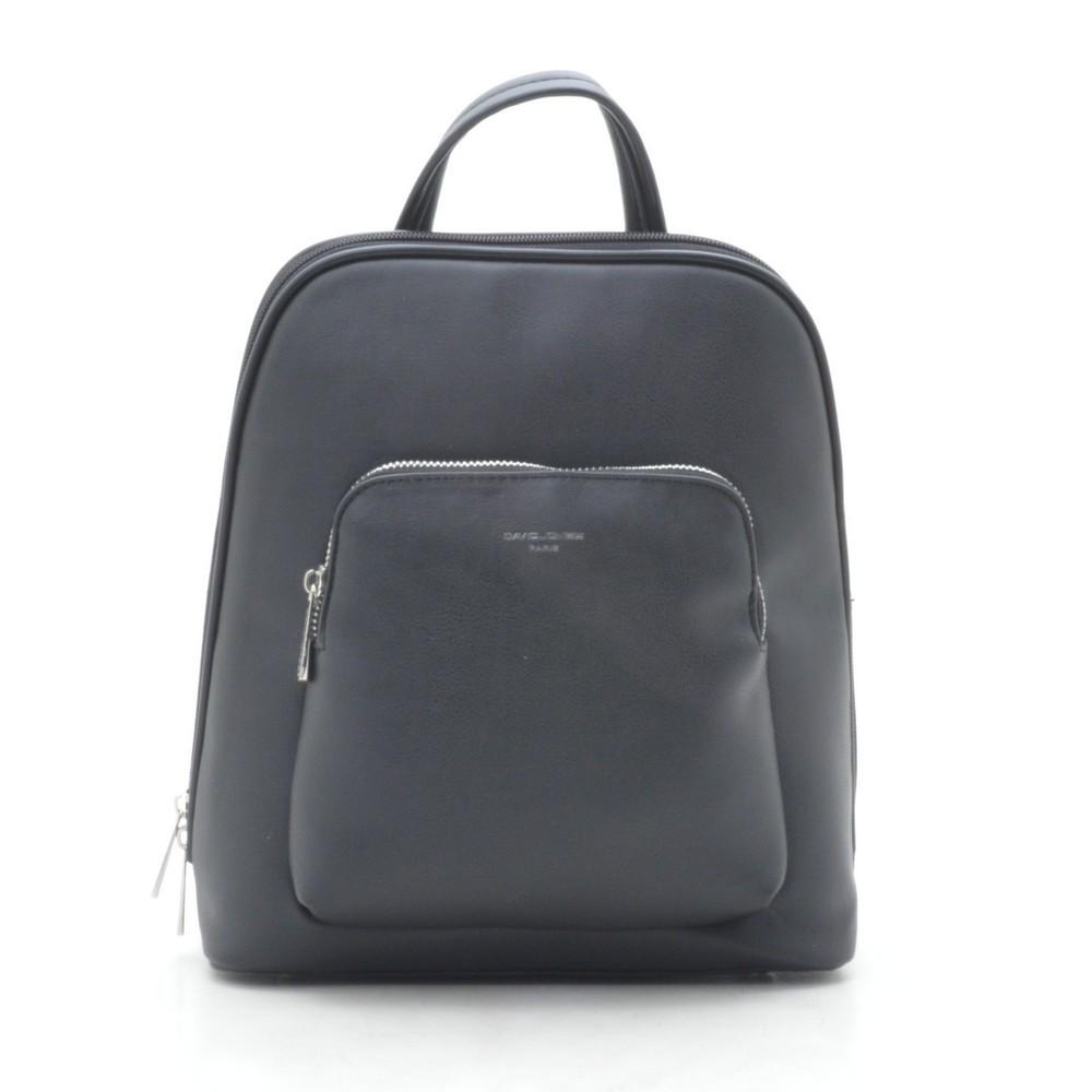Рюкзак жіночий David Jones 170088 чорний