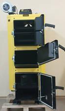 Твердотопливный котел KRONAS UNIC NEW 27 кВт, фото 2