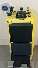 Твердотопливный котел KRONAS UNIC NEW 27 кВт, фото 3