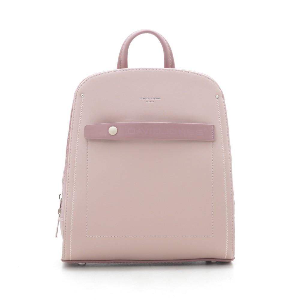 Рюкзак женский David Jones 200855 розовый