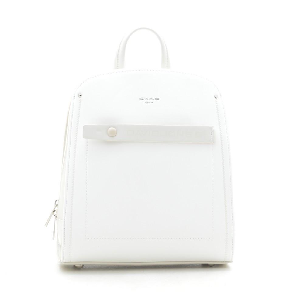 Рюкзак жіночий David Jones 200858 білий