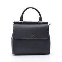 Женская сумочка David Jones 204726 черная, фото 1