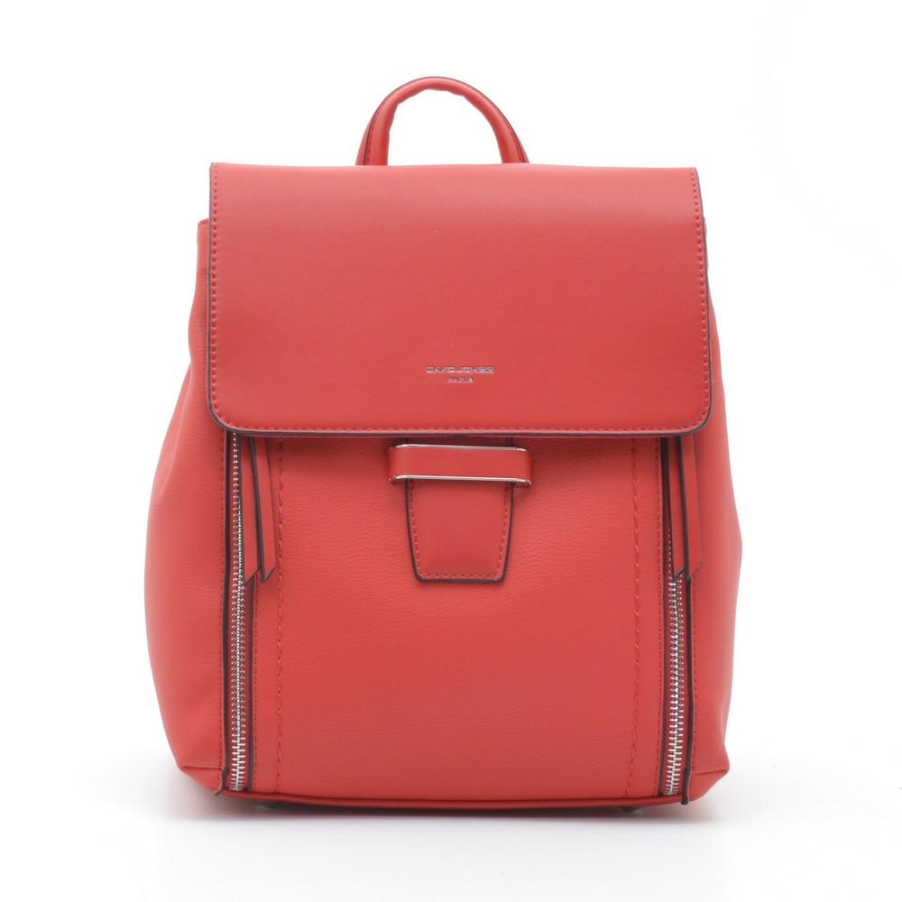 Рюкзак жіночий David Jones 205520 червоний