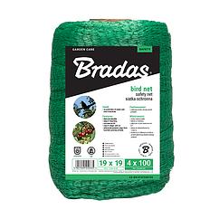 Защитная сетка от птиц Bradas Польша зеленая 4*100м AS-BN10191940100