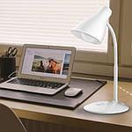 Світлодіодний настільний світильник Feron DE1727 7W 5000K Білий, фото 5