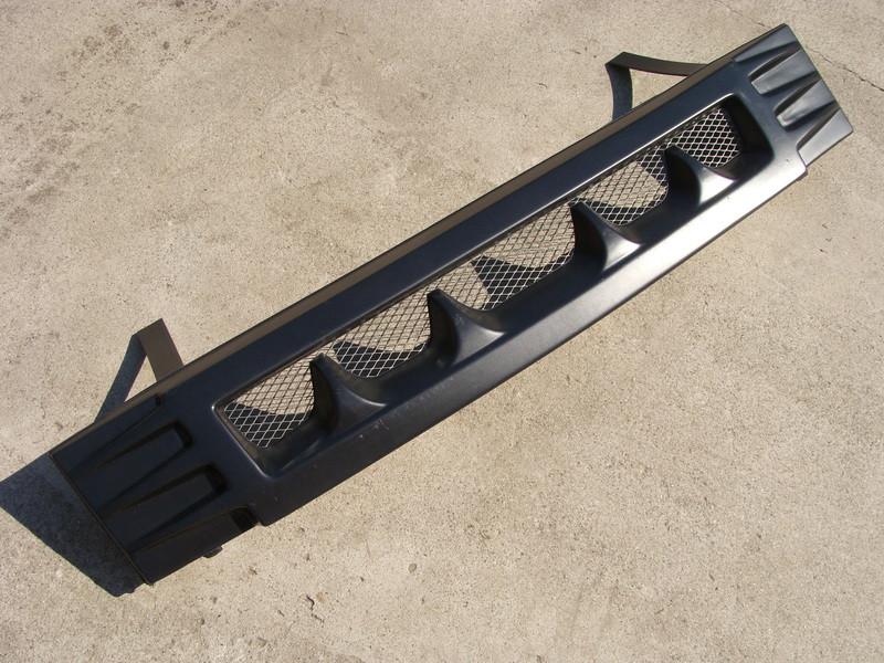Решетка радиатора Славута ЗАЗ 1103 (Зубатка) ТЮНИНГ (пр-во Россия)
