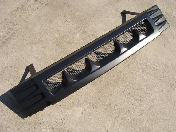 Решетка радиатора Славута ЗАЗ 1103 (Зубатка) ТЮНИНГ (пр-во Россия), фото 2