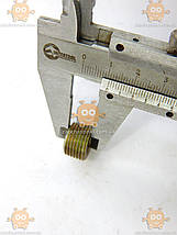 Пробка заглушка картера поддона радиатора М16мм резьба (пр-во Россия) под 6-ти граник на ф8мм, фото 2