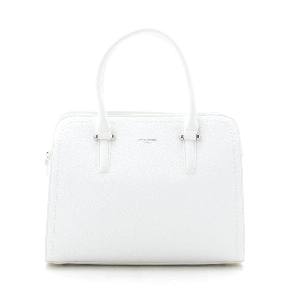 Женская сумка David Jones 172710 белая