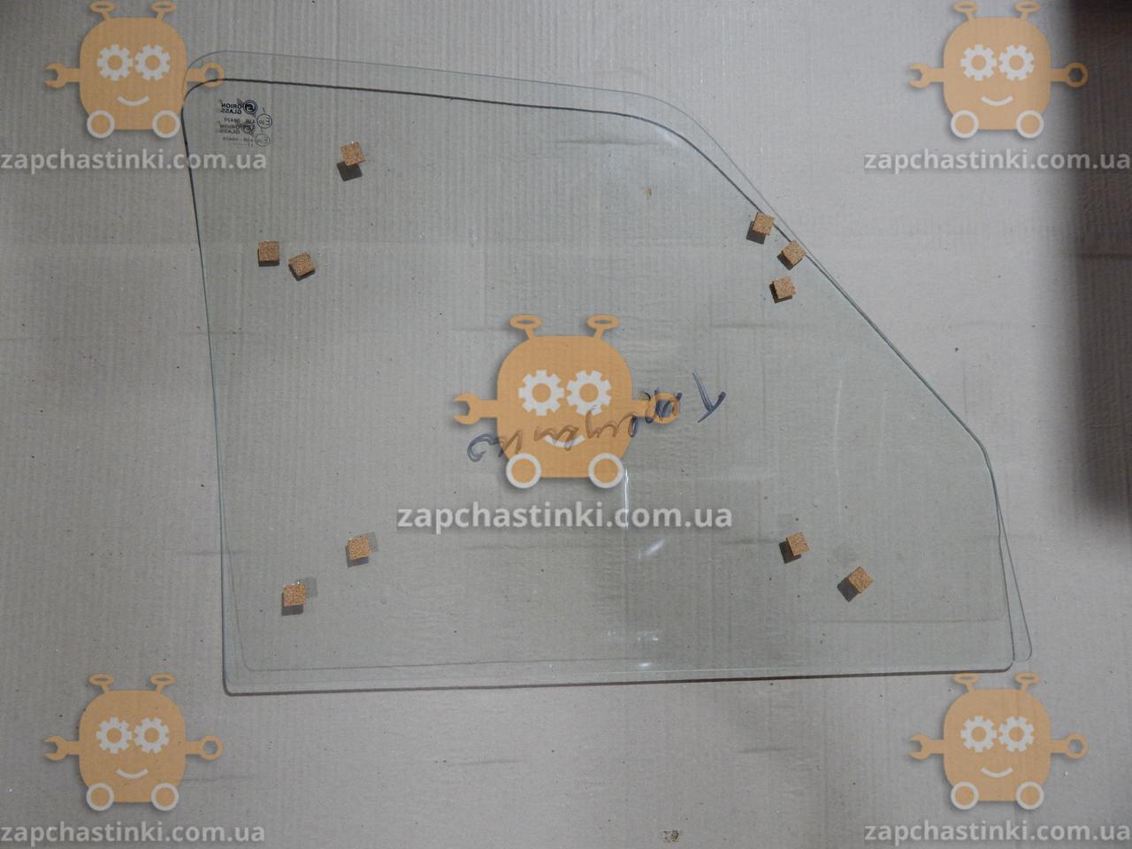 Стекло переднее опускное Славута левое (пр-во Orion Glass Украина) ГС 101825