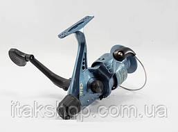 Катушка для рыбалки Кобра Shark 4000 CB140 1 подшипник (Синяя), фото 2