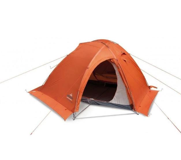 Палатка 2-местная Pinguin Vega Extreme Snow Orange