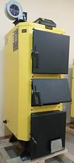 Твердотопливный котел KRONAS UNIC NEW 35 кВт, фото 3