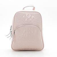 Рюкзак женский 203096 светло розовый, фото 1