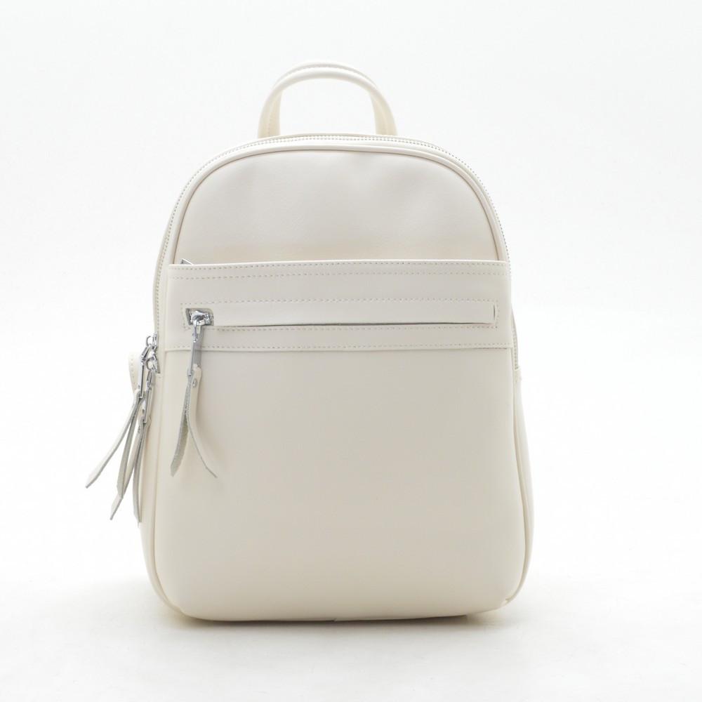 Рюкзак женский 203099 бежевый