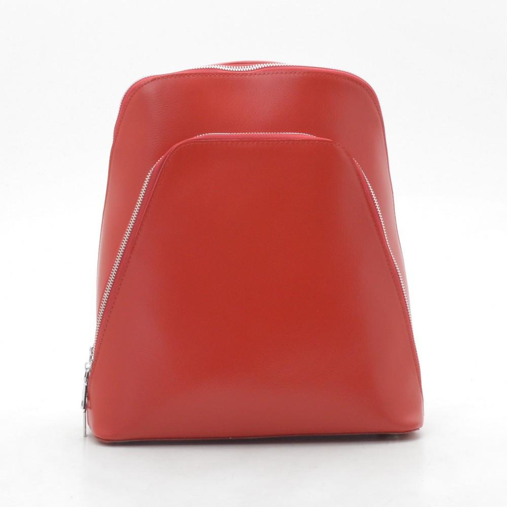 Рюкзак женский 203145 красный