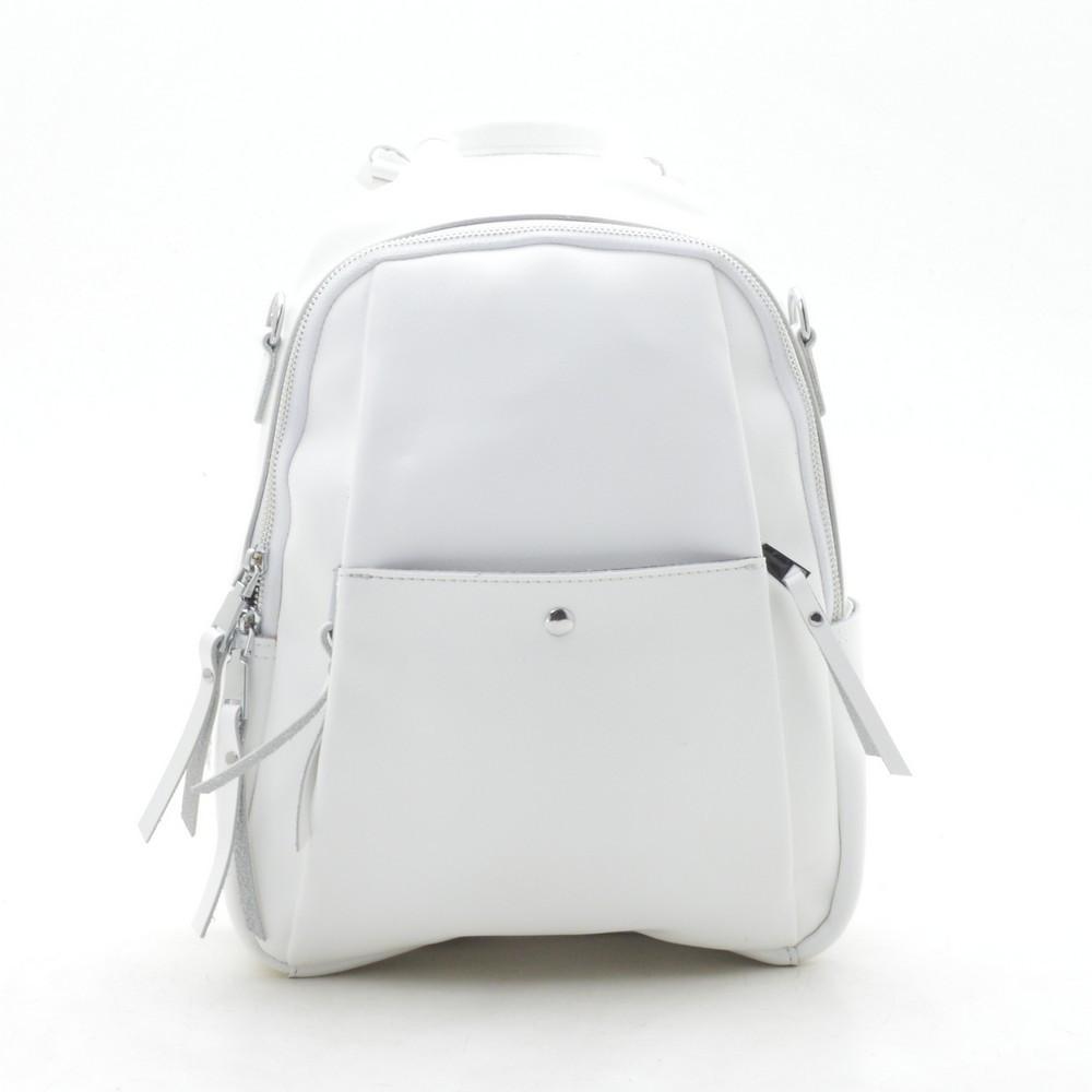 Рюкзак женский 203154 белый