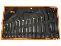 Набір ключів рожково-накидних King Roy KR-0530 (чохол)