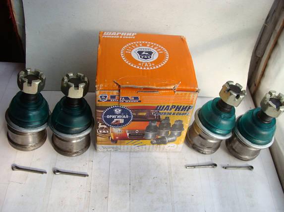 Шарнир рулевой Газель Соболь (цена за 1шт) пыльник Силикон! (пр-во ГАЗ) М 3584803, фото 2
