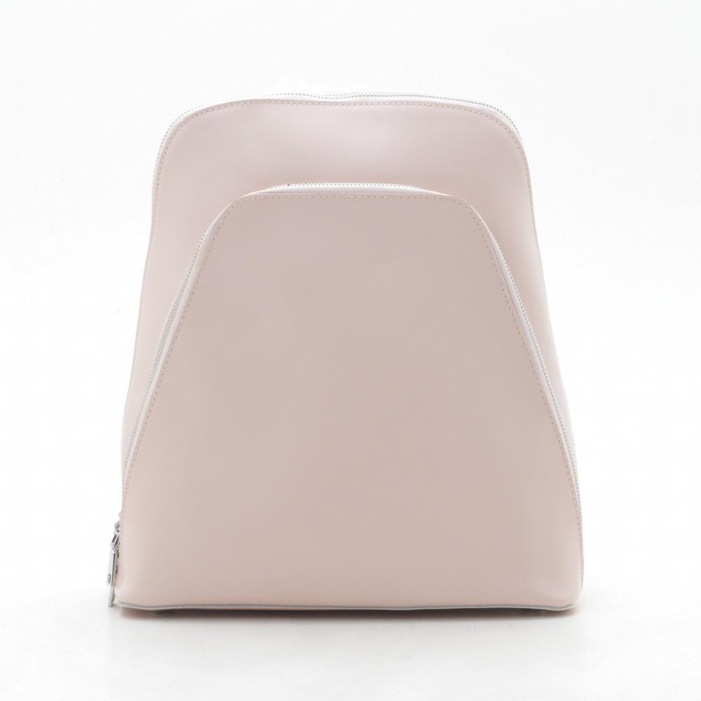 Рюкзак жіночий 203490 світло рожевий