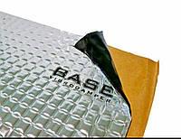 Шумоизоляция Авто BASE B1 1.3 мм 47 х 75 см Обесшумка Виброизоляция Шумка Шумоізоляція Виброшумоизоляция