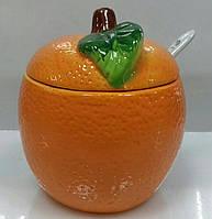 Сахарница Апельсин 500 мл .