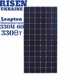 Сонячна панель Leapton LP-М-60-H-330 монокристал