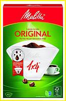 Фільтри паперові Melitta Original 1X4 (білі)