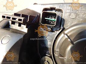 Фара правая Hyundai ACCENT, M37 (2006-10г) (пр-во EuroEx Венгрия) ЕЕ 97848, фото 3