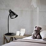 Світлодіодний настільний світильник Feron DE1727 7W 5000K Чорний, фото 5