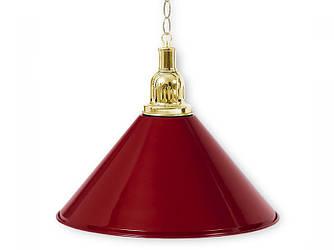 Лампа для бильярда Lux Red