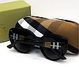 Женские солнцезащитные очки с поляризацией Burberry (2720) матовые, фото 2