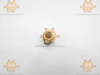 Гайка самоконтрящаяся М5мм (ключ 8мм) (пр-во Россия) ПД 81095