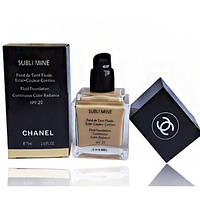 Тональний крем для обличчя Chanel Sublimine (Шанель Саблимайн), фото 1
