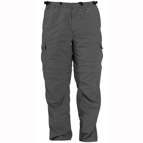 Штани-шорти Norfin MOMENTUM GRAY (Ripstop,сірі) / XL