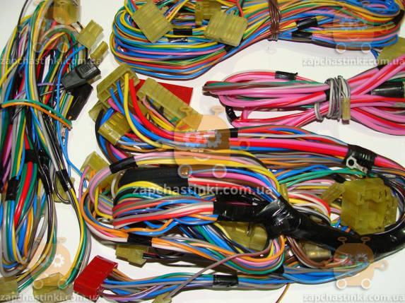 Проводка ВАЗ 2108 полный комплект (низкая панель), фото 2