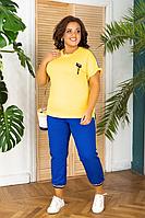 Костюм женский в спортивном стиле разные расцветки, с 50 по 64 размер