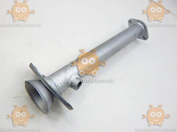 Труба заменитель катализатора Таврия под датчик (пр-во Украина) З 906813, фото 2